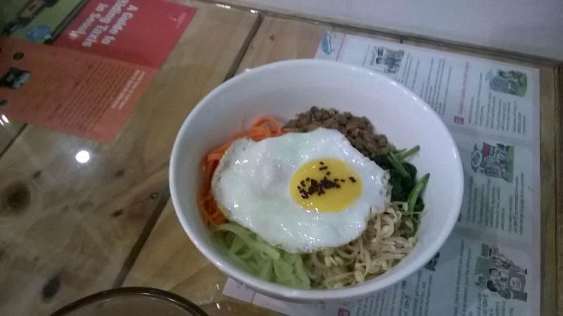 Seoul Kitchen's Bibimbap