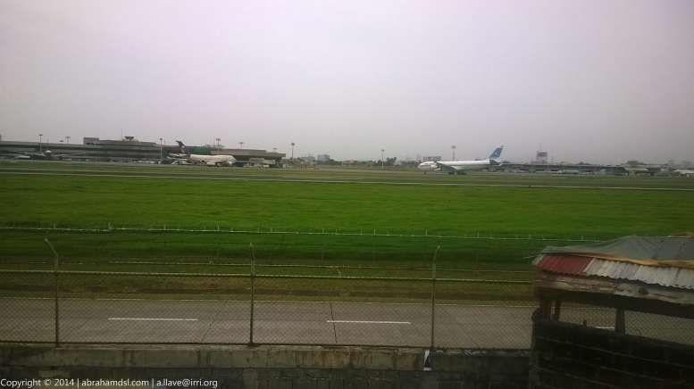 Kuwait Airways aircraft.